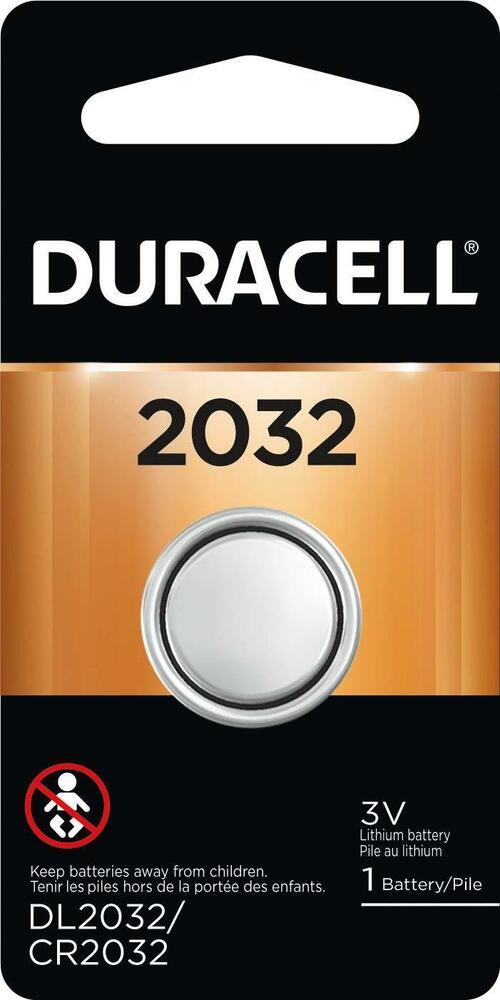 Duracell 2032 Lithium Button Cell Battery 20 Pack Ebay Cr2332 3v Coin Batteries For Electronic