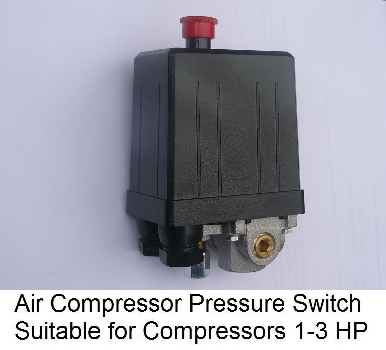 Single Phase Compressor : Air compressor pressure switch single phase suitable for