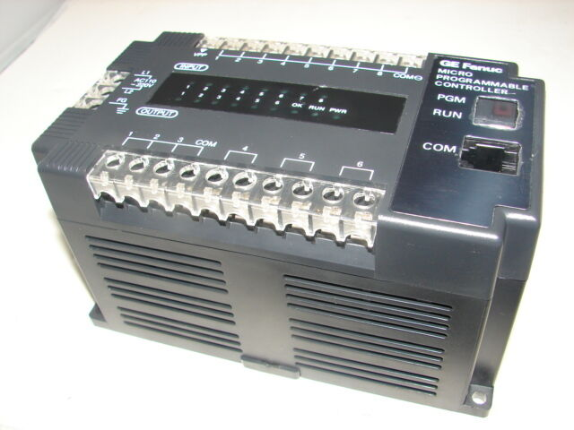 Ge fanuc ic620mdr014a programmable controller rfb ebay for Ge motors industrial systems