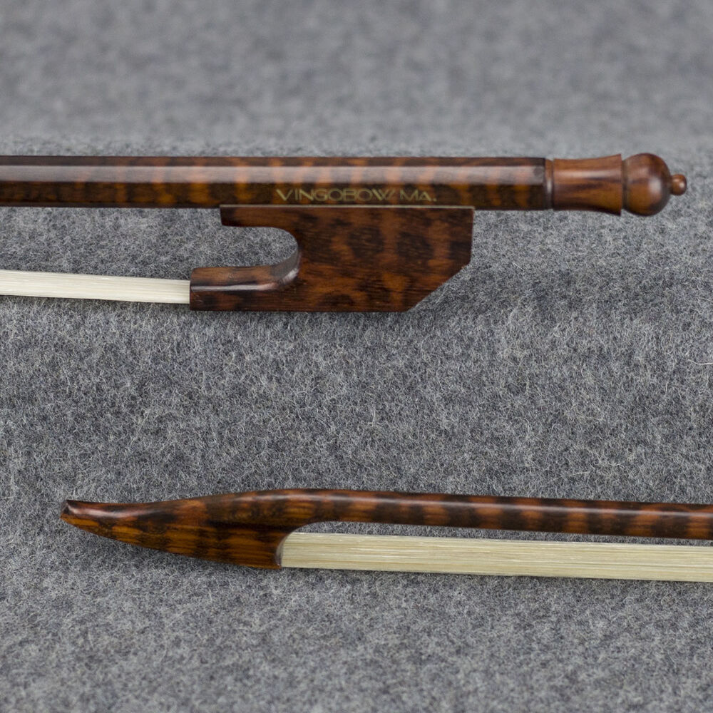 how to clean violin bow