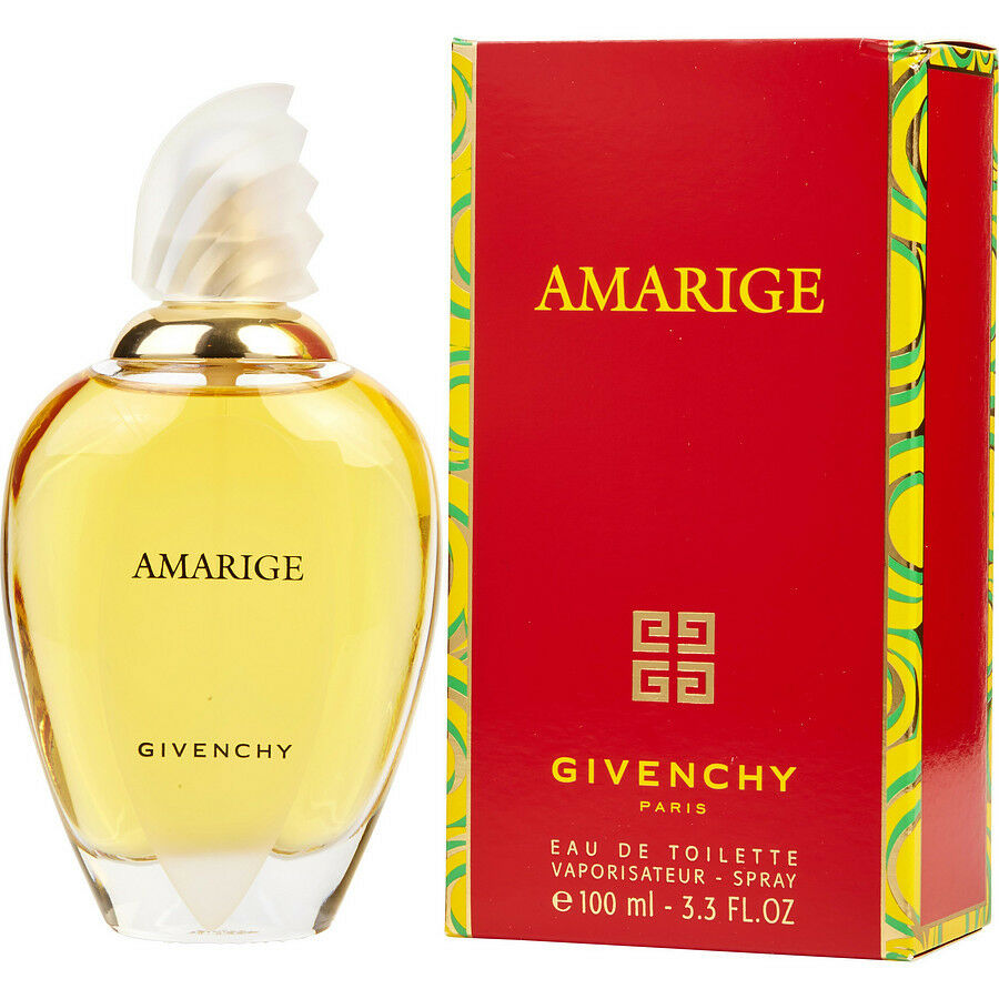 Details about AMARIGE 100ml EAU DE TOILETTE SPRAY FOR WOMEN BY GIVENCHY  ------ NEW EDT PERFUME b1087a7c2