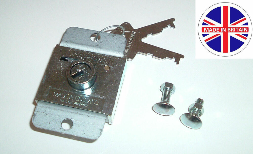 New Garage Door Parts Spares Garador Za Cabinet Lock Ebay