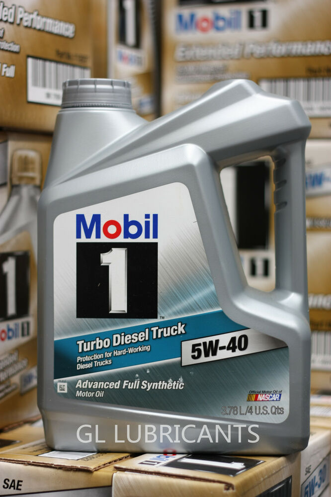 1 Emailoils Contact Usco Ltd Mail: Mobil 1 Turbo Diesel Truck Engine Oil 5W40 Gallon