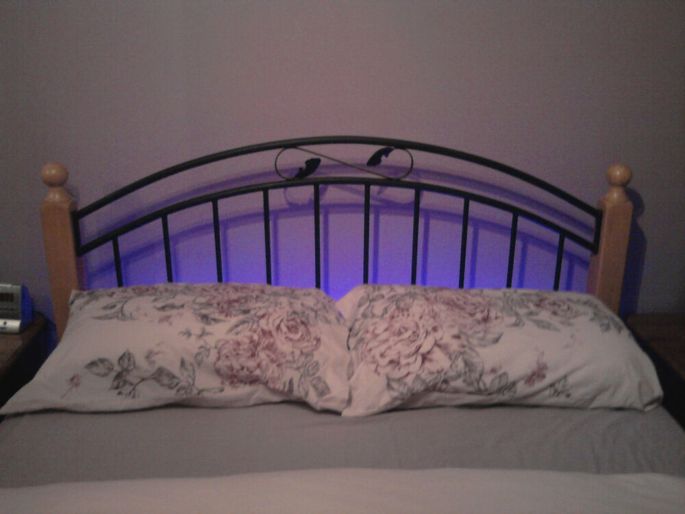 mood lighting bedroom bedroom ambient mood lighting 3 0 quot single bed size ebay 12655