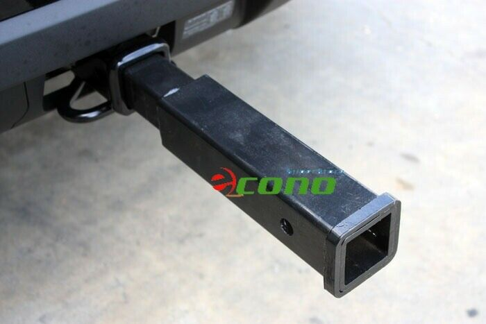 12 Quot Hitch Extension Adapter Towing Trailer Extender Ebay
