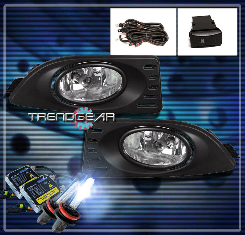 FOR 2005-2007 ACURA RSX COUPE 2DR BUMPER DRIVING FOG LIGHT