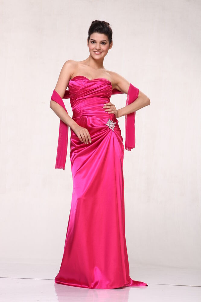 New Long Formal Classic Dresses Prom Bridesmaids Plus Size