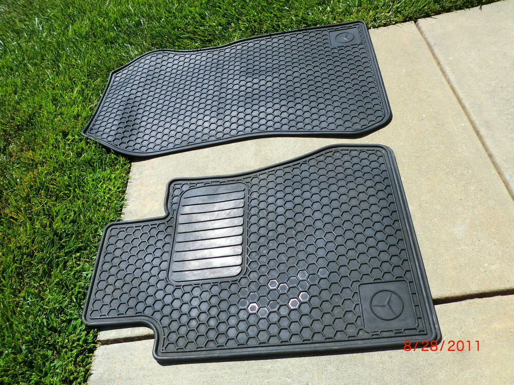 1996 2002 mercedes benz w210 e320 e300 e420 e430 e55 for Mercedes benz e350 floor mats