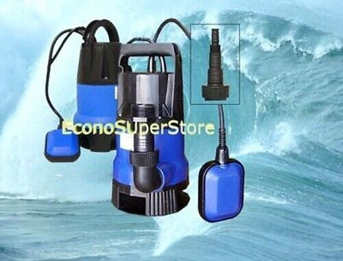 1 2 Hp Auto Shut Off Submersible Pool Water Drain Pump Ebay