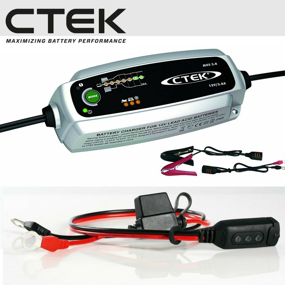 ctek multi mxs 3 8 12v battery charger conditioner mxs3 8. Black Bedroom Furniture Sets. Home Design Ideas
