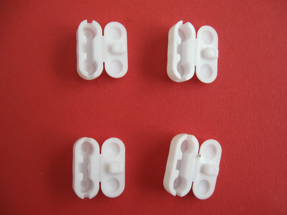4 Roller Vertical Roman Blinds Cord Chain Clips Spares