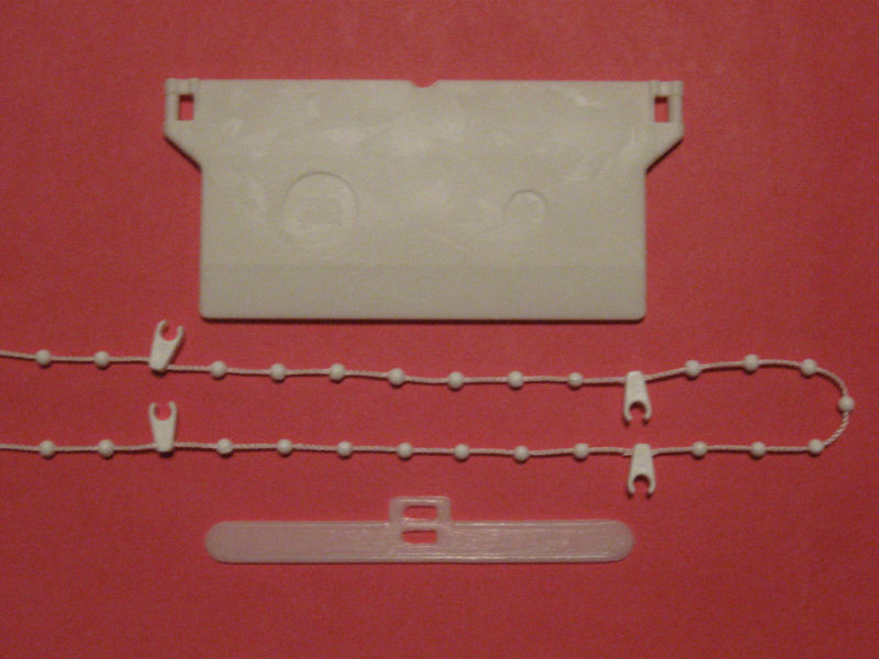 Vertical blind weights hangers chains spares blinds