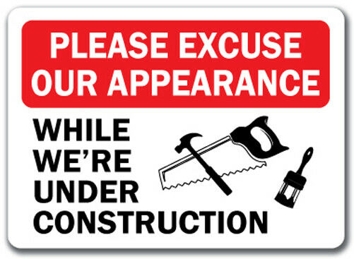 Decisive image with regard to please excuse our mess printable sign