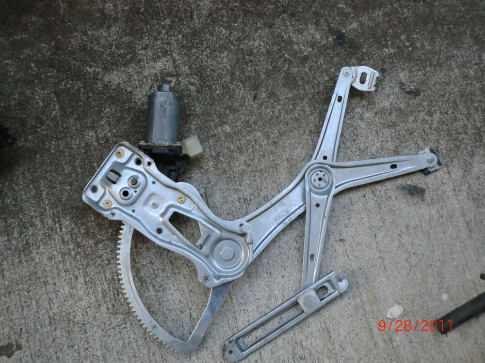 1998 2002 mercedes benz window regulator motor w210 e320