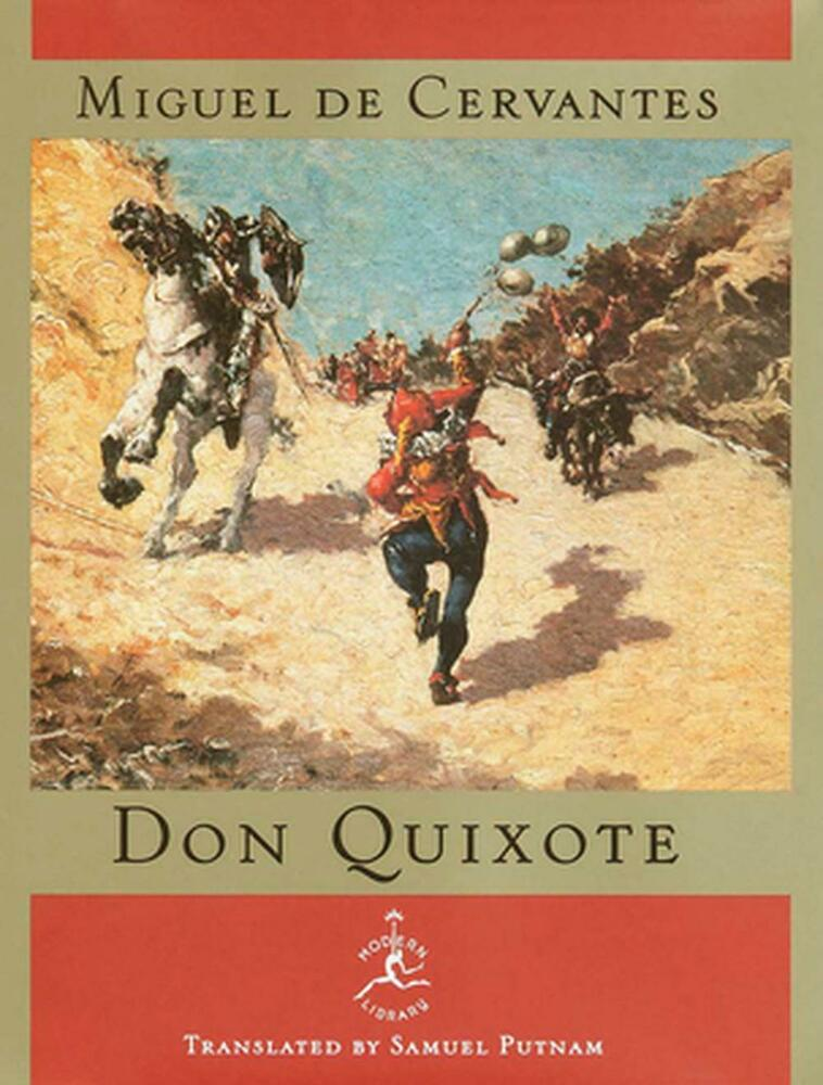 an examination of don quixote by miguel de cervantes saavedra By cervantes saavedra, miguel de, 1547-1616 riquer el ingenioso hidalgo don quixote de la mancha segunda parte del ingenioso caballero don quijote de la mancha.