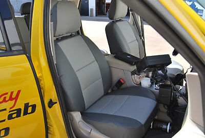 dodge caliber 2007 2012 leather like custom seat cover ebay. Black Bedroom Furniture Sets. Home Design Ideas