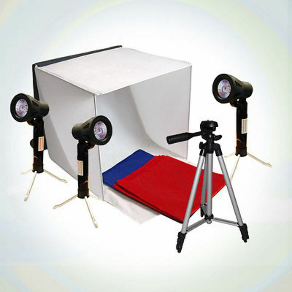 24 x 24 photo studio premium light folding soft box. Black Bedroom Furniture Sets. Home Design Ideas