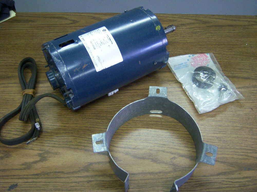 Franklin electric 1ph ac motor 1 1 2hp 1501250400 1100 rpm for Ao smith ac motor 1 2 hp