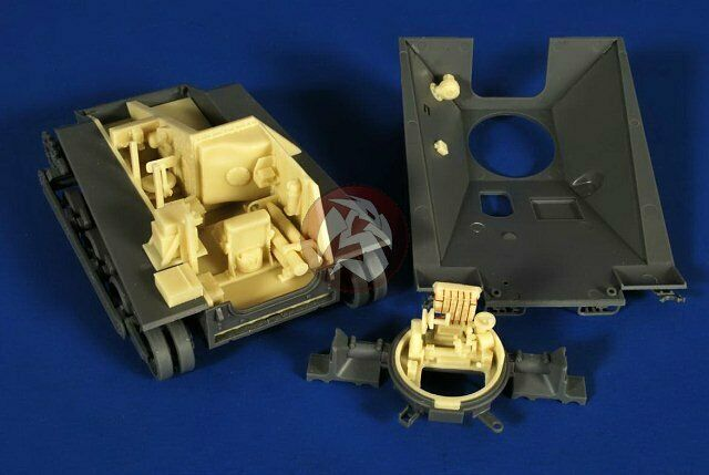 Hummer Models List >> Verlinden 1/35 M50A1 Ontos Interior Detail Set (for Academy) [Resin Update] 2623 | eBay