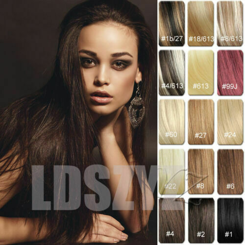 Black Real Hair Extensions 67