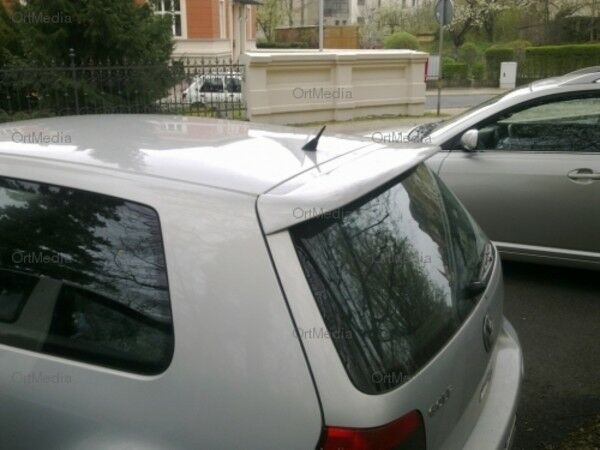 dachspoiler f r vw golf 4 iv r32 spoiler heckspoiler. Black Bedroom Furniture Sets. Home Design Ideas