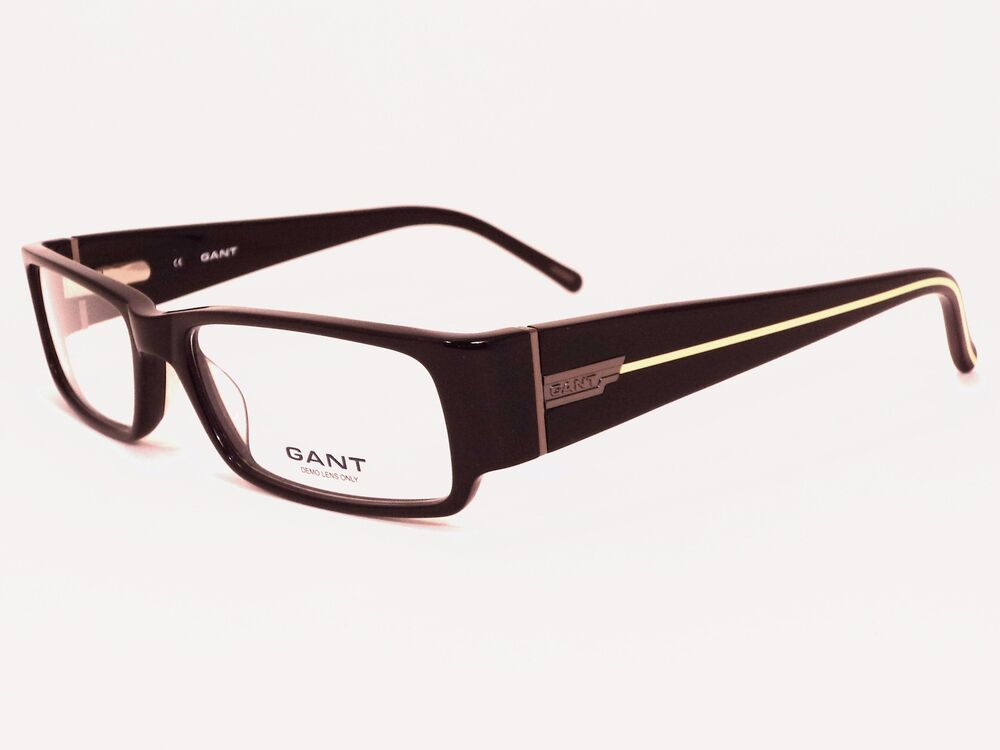 Authentic Designer Eyeglass Frames : AUTHENTIC New Unisex designer glasses frames GANT G Lever ...