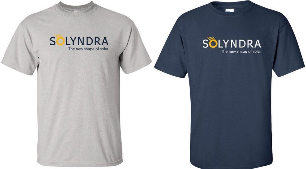 Solyndra defunct t shirt funny time to shine bankrupt for How to make money selling custom t shirts