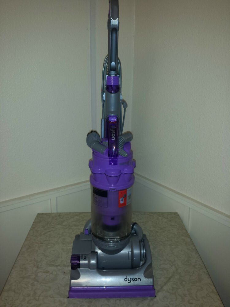 Dyson Dc14 Animal Bagless Upright Cyclonic Hepa Vacuum