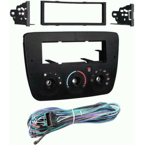 new metra 99 5716 stereo dash kit for ford taurus 2000 03. Black Bedroom Furniture Sets. Home Design Ideas