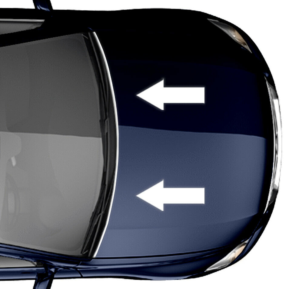 Universal Mirror Chrome Hood Trim Lip Edge Molding