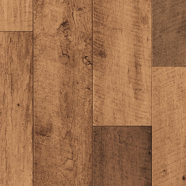 4 5mm extra thick vinyl flooring natural wood plank effect for Wooden floor lino