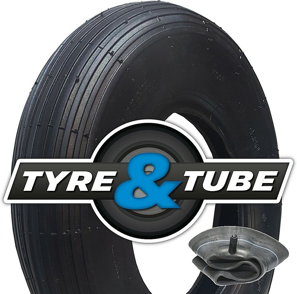 wheelbarrow tyre inner tube 8 ebay. Black Bedroom Furniture Sets. Home Design Ideas