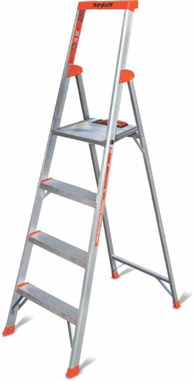 Little Giant 6 Ft Flip N Lite Platform Step Ladder 15270