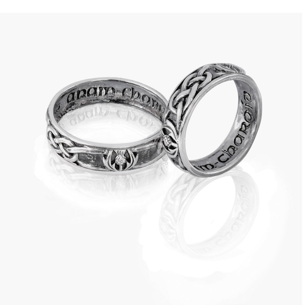 mens unisex sterling silver wedding ring band 5mm