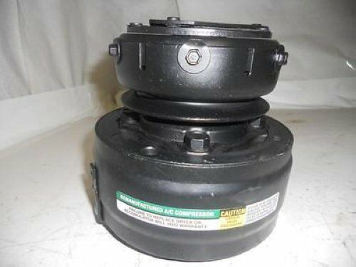 Ac Compressor For Buick American Motors Cadillac Chevy 1yr Warranty R20 10403 Ebay