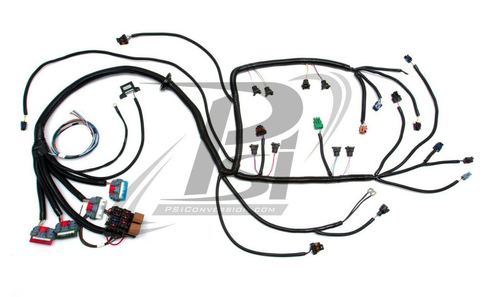 Psi Lt1 Wiring Harness