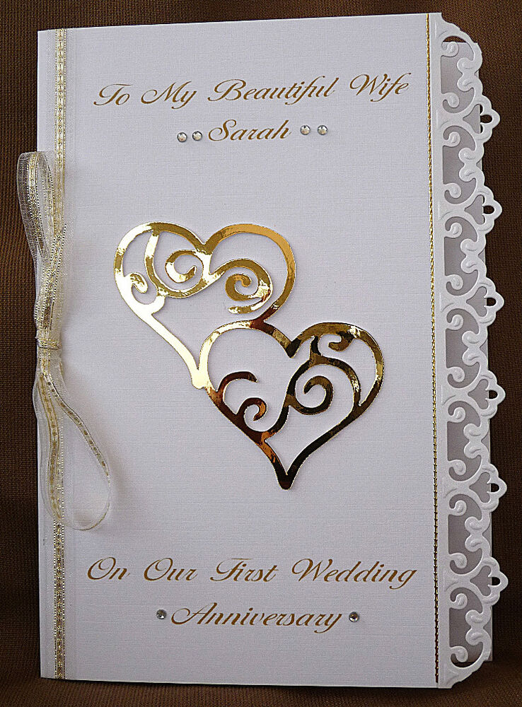 Wedding Anniversary Gifts For Sister And Brother In Law India : Personalised 25th Anniversary Card Silver Wedding Anniversary Card ...