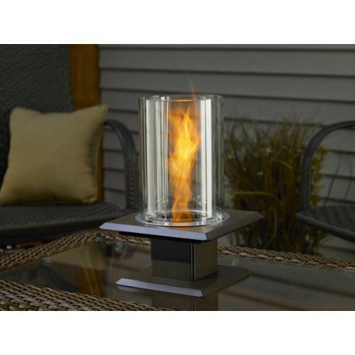 Indoor outdoor table top patio venturi flame lamp fire pit for Global outdoors fire table