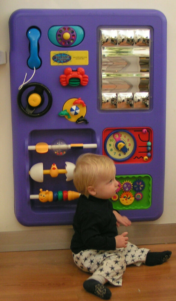 Play Pen Wall Panel Waiting Room Activity Center Dentist