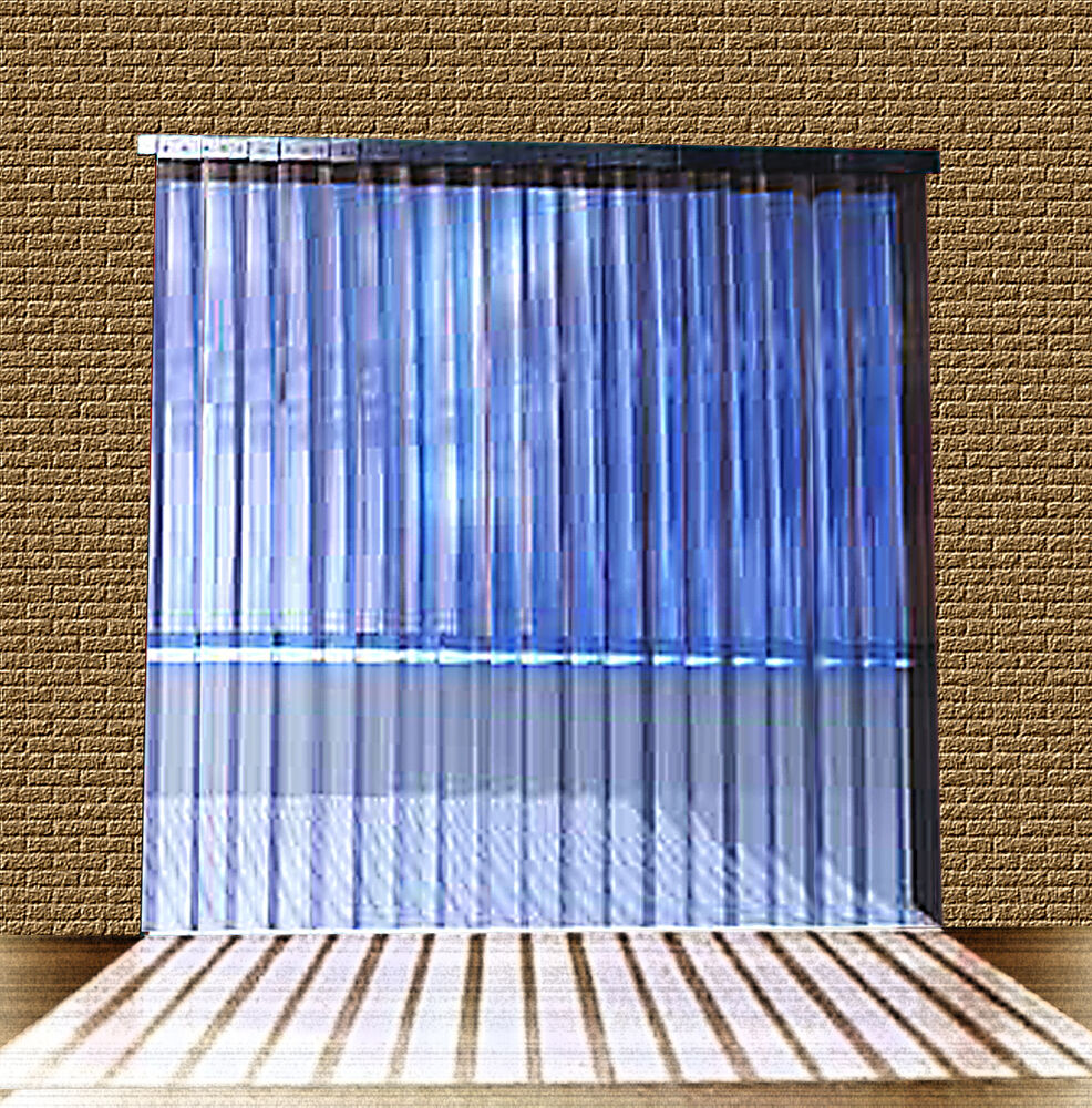 Plastic curtains