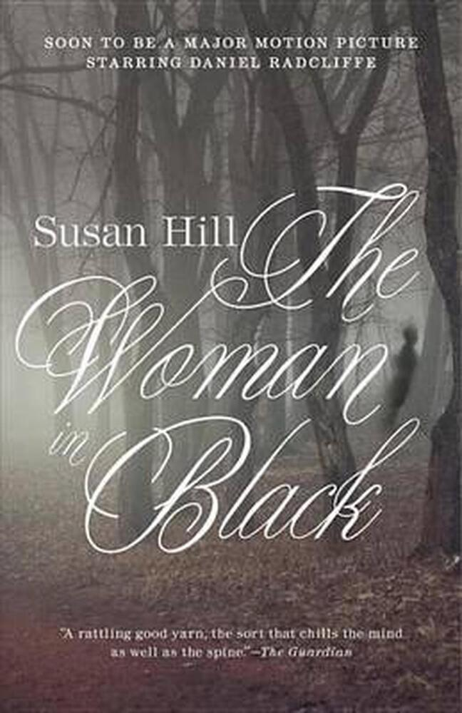 Woman In Black Book Cover : The woman in black a ghost story by susan hill paperback
