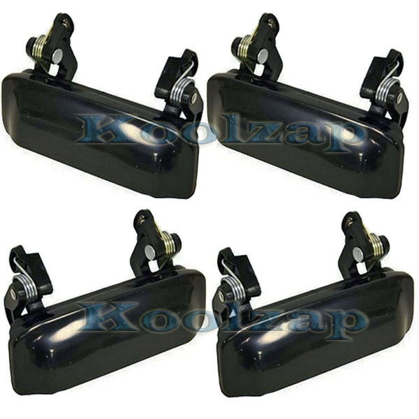 Explorer 4 piece set kit outside exterior door handle for 2002 ford explorer rear window latch