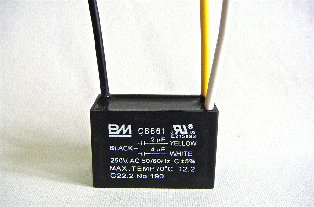 27 Cbb61 Capacitor 3 Wire Diagram