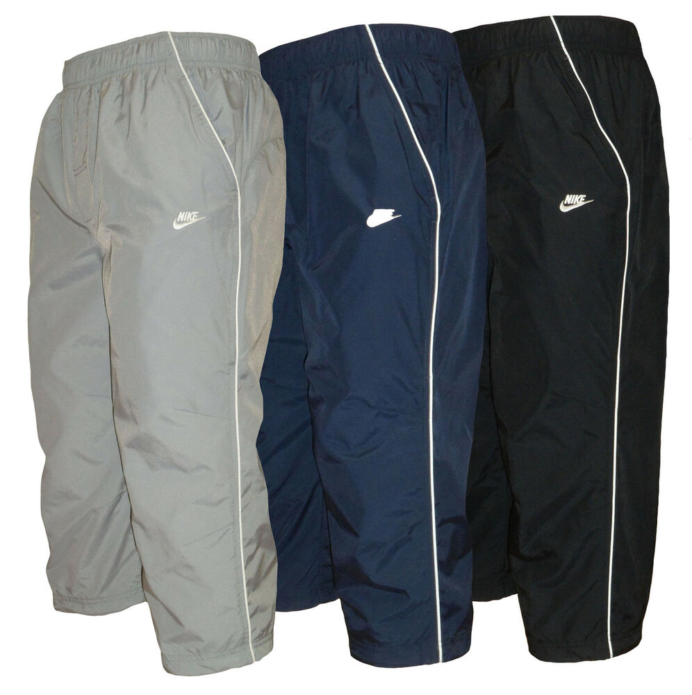 Mens Nike Tech 280155 over the knee shorts / 3/4 pants 3 colours S ...
