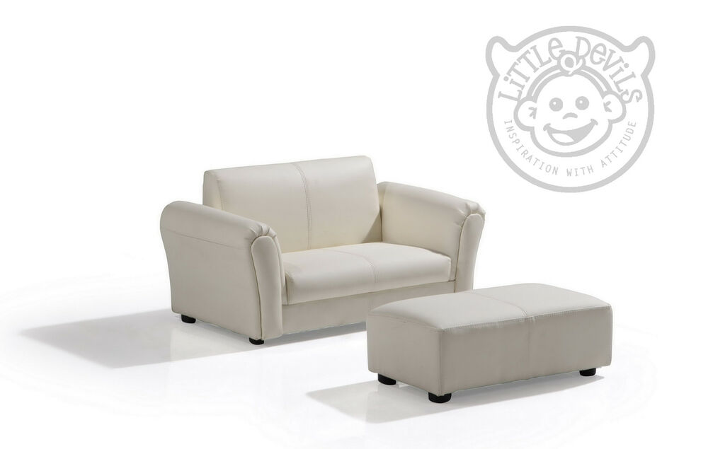 Kids leather sofa kids sofas you ll love wayfair thesofa for Children s armchairs 10 of the best