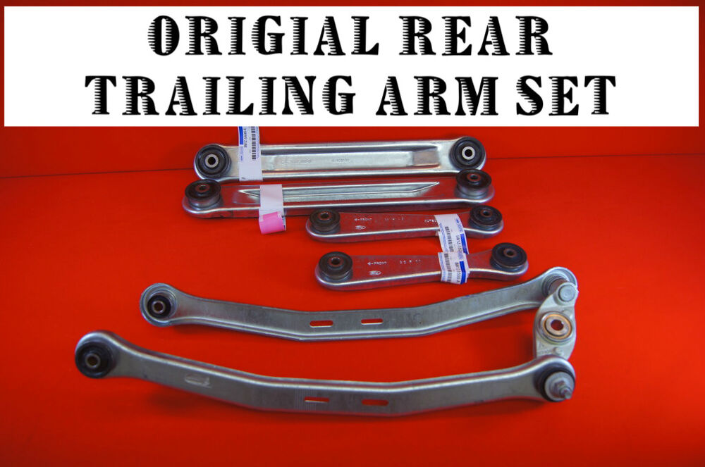 Rear Trailing Arm Ms40107 Ms40108 905306 Crown Victoria