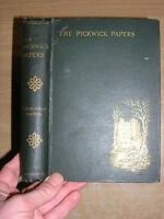 The Posthumous Papers Of The Pickwick Club Charles Dickens