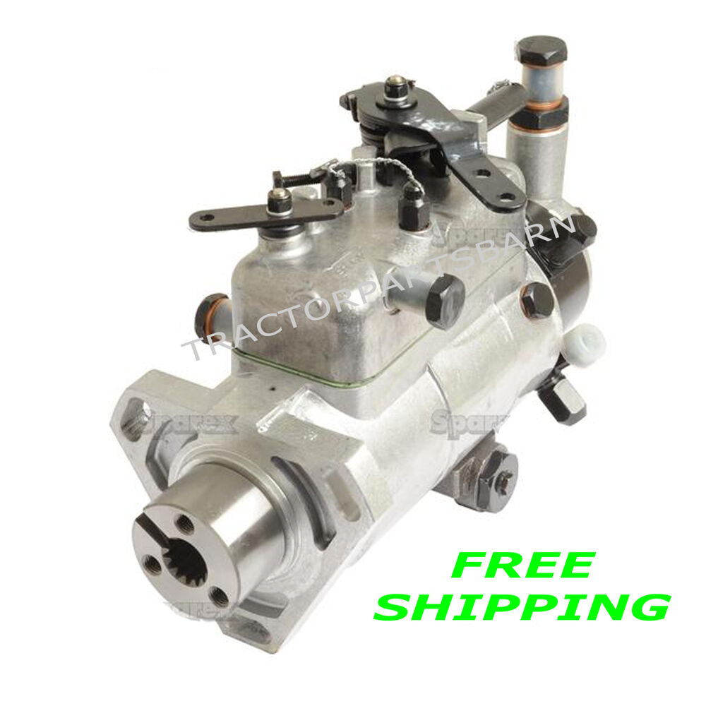 ford tractor new fuel injection pump 5000 5100 6600 6700 d3nn9a543l cav 3249f771 ebay. Black Bedroom Furniture Sets. Home Design Ideas