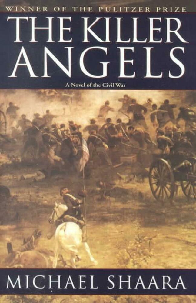 a literary analysis of the killer angels by michael shaara The killer angels michael shaara  summary and analysis foreword   analysis shaara's style is to the point here, placing the reader clearly in the  location.