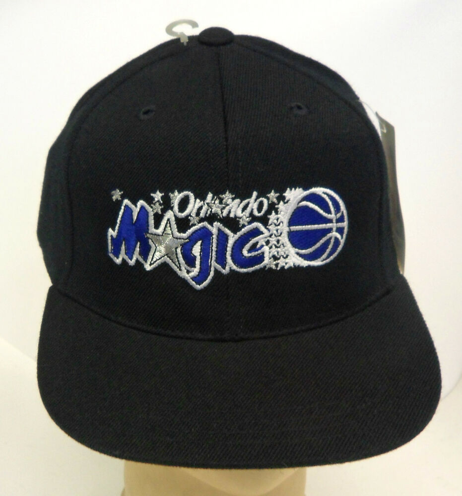 NBA Orlando Magic Sports Specialties Snapback Cap Back ...